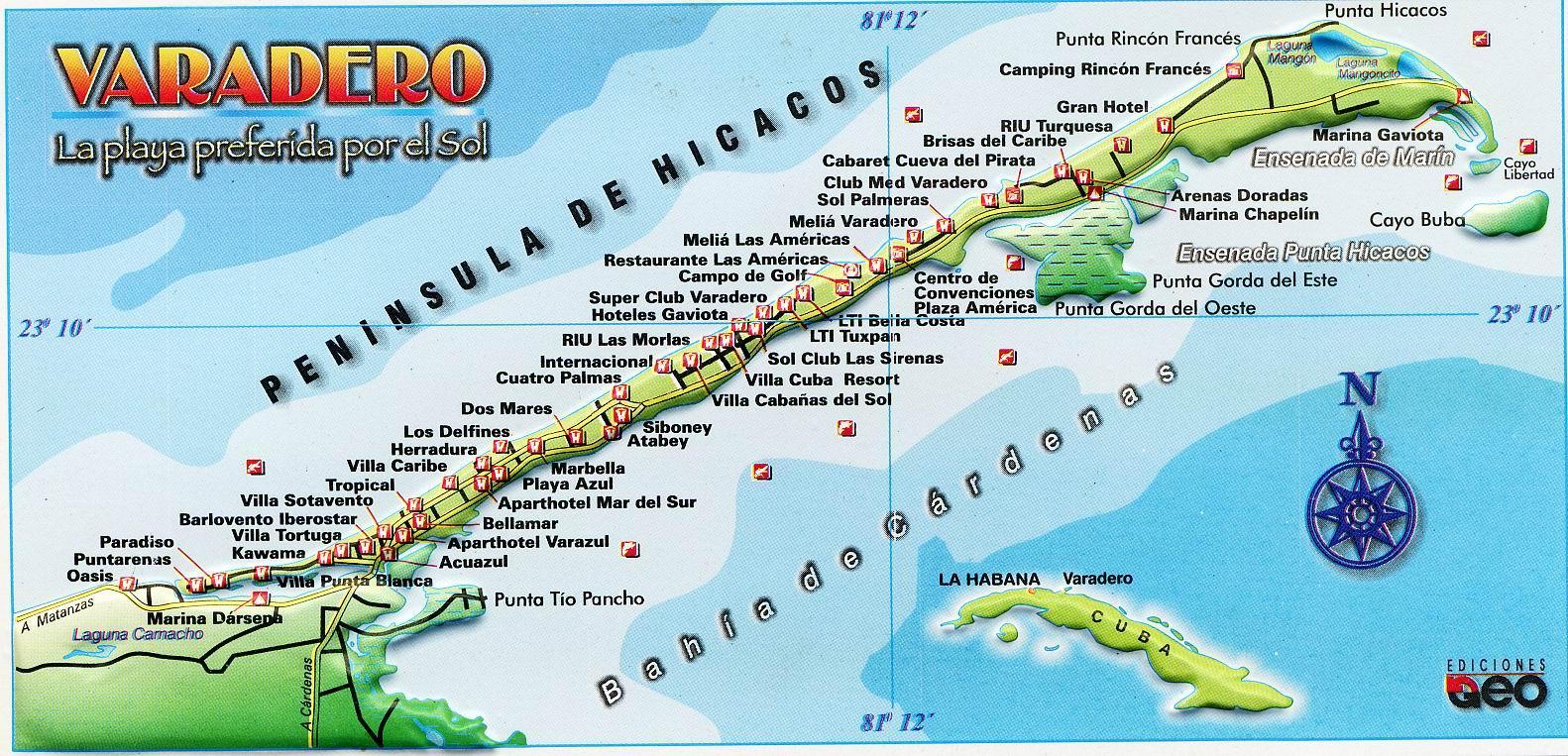 Karte Kuba Varadero.První Letošní Zájezd Kuba Varadero Men Tour